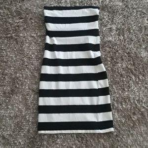H&M Tube Dress Size XS